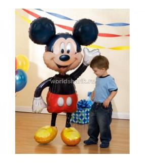 Шарик ходячая фигура Микки Маус