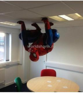"""Ходячий воздушный шар """"Человек паук"""""""
