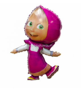Шар фигура Маша